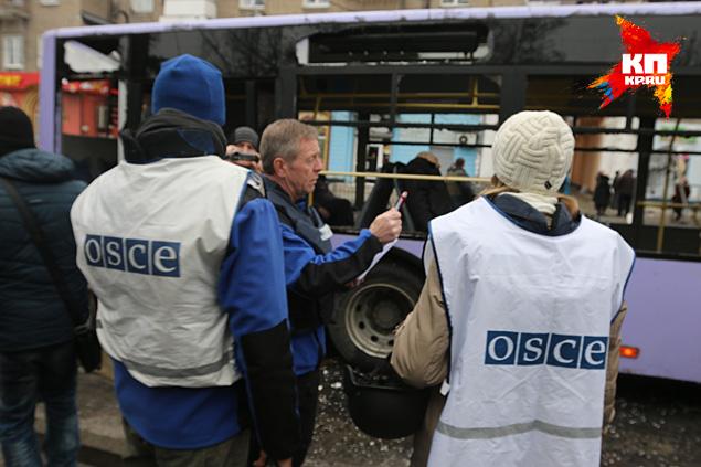 Стоит отметить, что Донецк в последнее время практически ежедневно подвергается массированным обстрелам Фото: Александр КОЦ, Дмитрий СТЕШИН