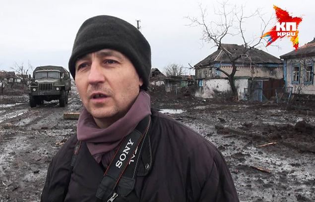 День освобождения села «Борисыч» встретил на больничной койке. Фото: Александр КОЦ, Дмитрий СТЕШИН