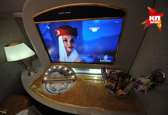 Пассажиров первого класса ждут персональные каюты, спа и орхидея на туалетном столике Фото: Михаил ФРОЛОВ