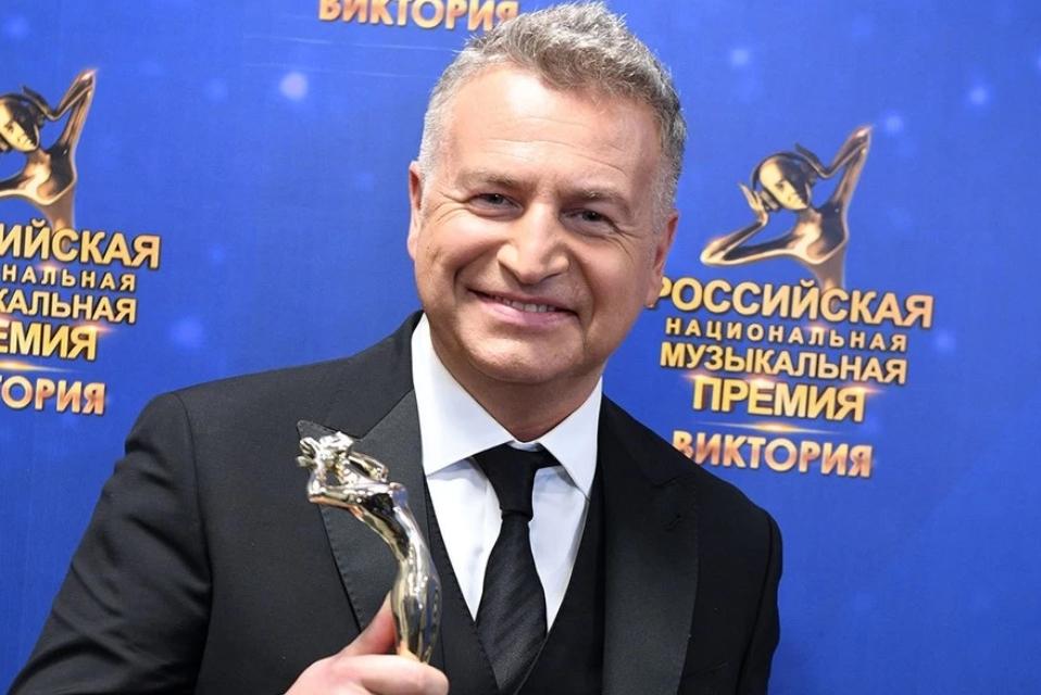 Леонид Агутин стал лауреатом престижного музыкального конкурса USA Songwriting Competition