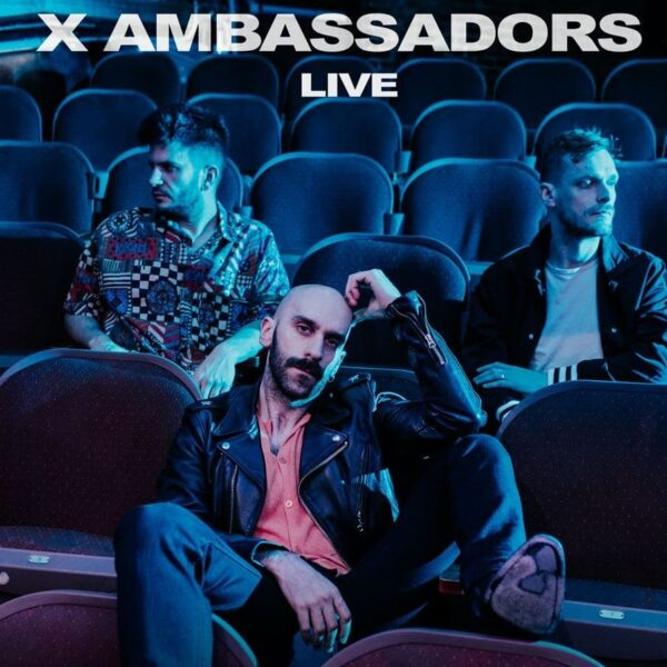Концерт X Ambassadors 3 апреля
