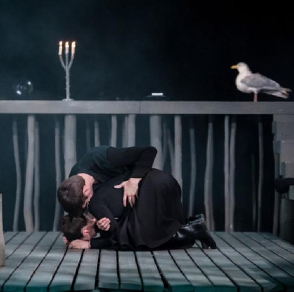 Спектакль «Чайка 73458» в Театре на Таганке