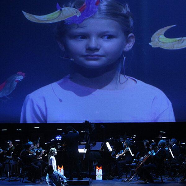 Театрализованный концерт «Путеводитель по оркестру. Карнавал животных»