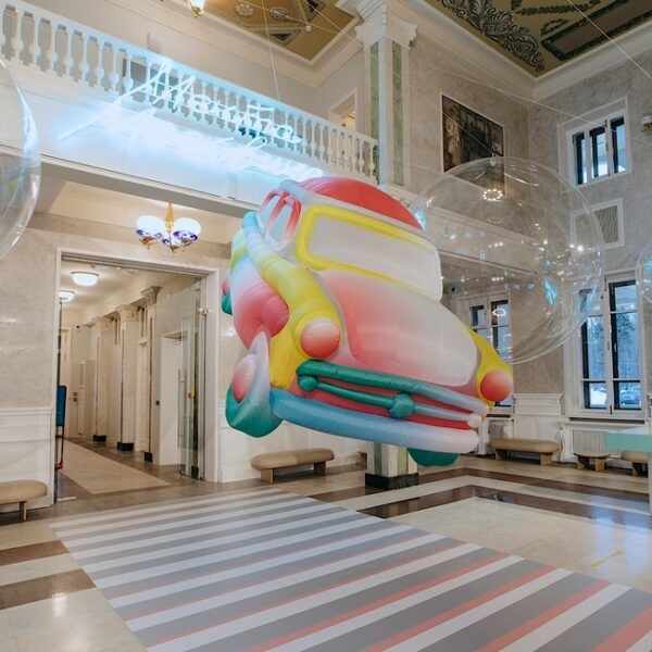 Инсталляция «Мечта Москвича» на Северном речном вокзале: последняя неделя работы