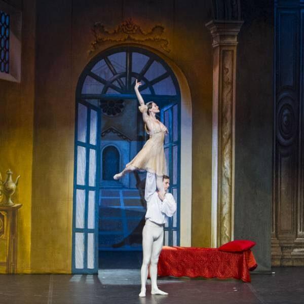 Балет «Ромео и Джульетта» в РАМТ