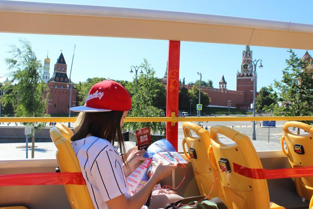 City Sightseeing Russia Экскурсия «Москва по любви»