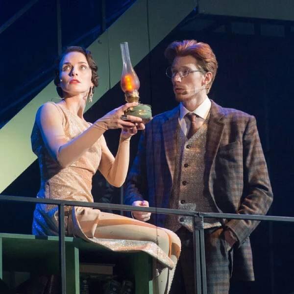 Спектакль «Безымянная звезда» в Губернском театре