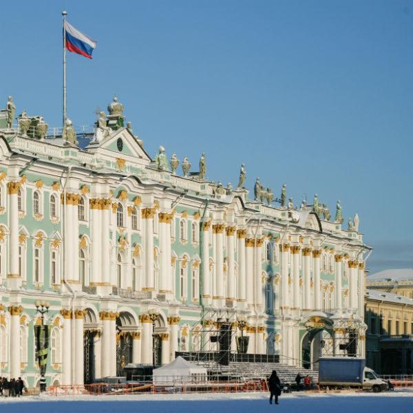 Дни Эрмитажа в Санкт-Петербурге