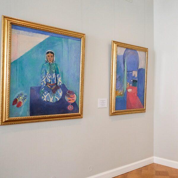 Выставка «С.И. Щукин – от импрессионизма к авангарду»