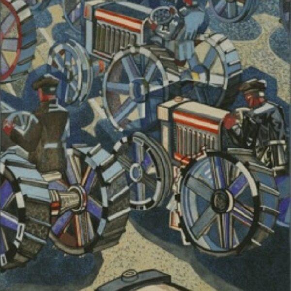 Выставка «Русский авангард: механика, конструкция, быт»