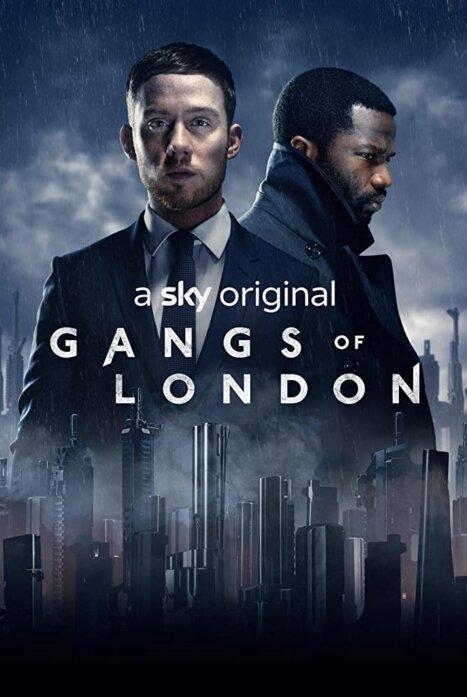 Банды Лондона