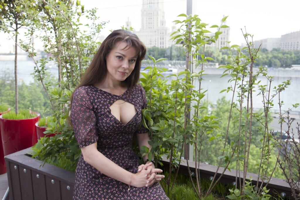 Скандальные отношения у актера были с артисткой Натальей Громушкиной. Фото: Global Look