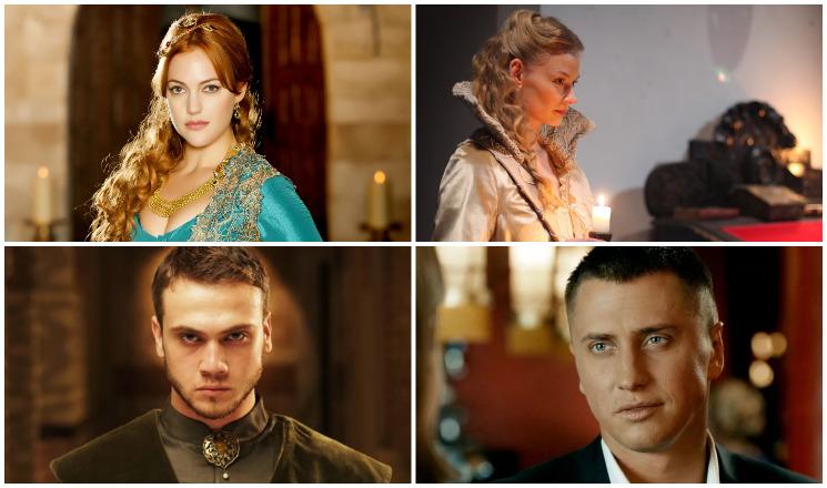 Если бы «Великолепный век» снимали в России: лучший подбор актеров