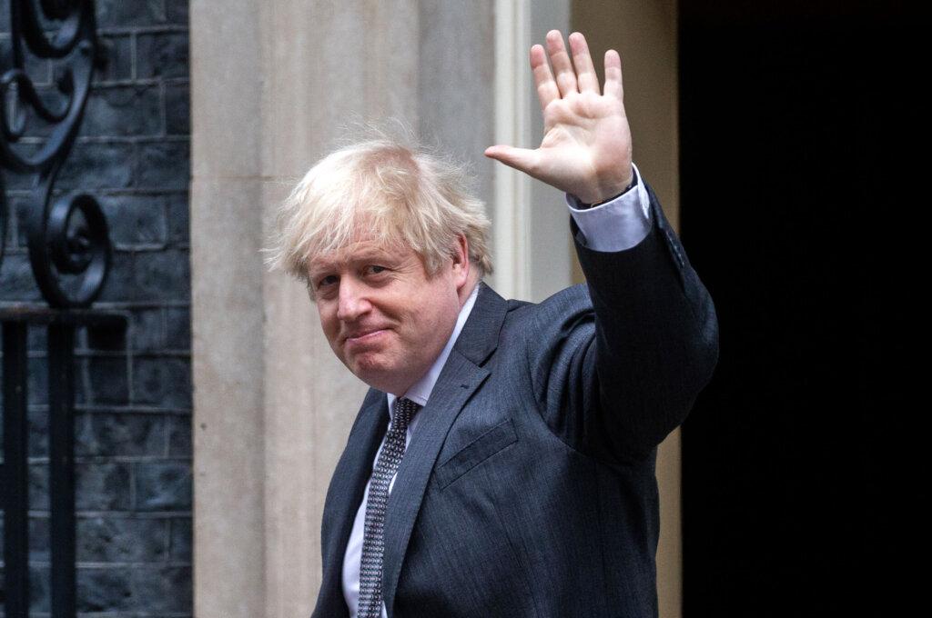 Сериал про премьер-министра Бориса Джонсона снимут в Великобритании