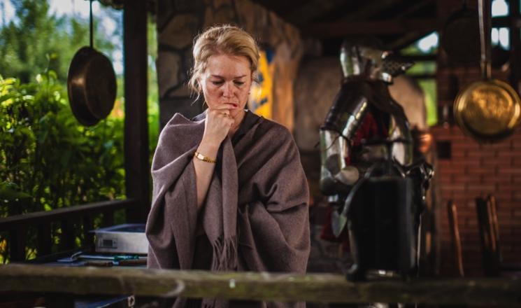 Премьера сериала «Хозяйка горы» выходит 19 июля на канале Россия 1