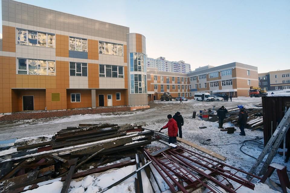 Работы завершены на 90 процентов. Фото: пресс-служба губернатора и правительства Новосибирской области