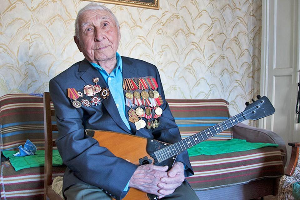102-летний самарский ветеран Алексей Мартынов: «Если будешь честным и добрым человеком, проживешь долгую жизнь»