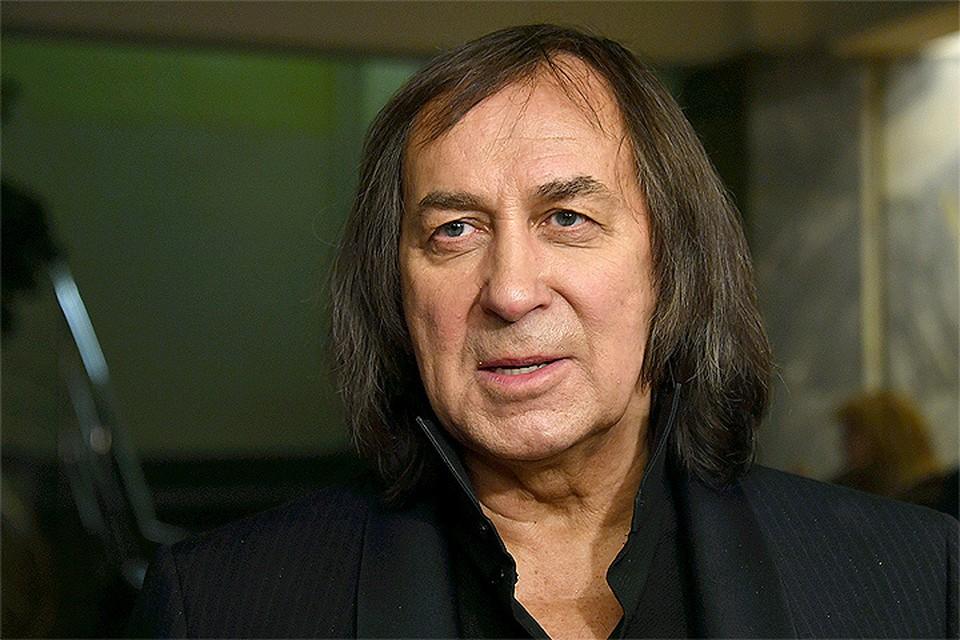 Актер Александр Иншаков
