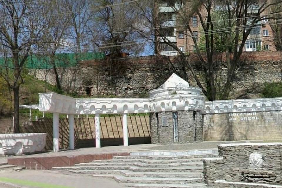 «Богатый колодец» в Ростове-на-Дону до реконструкции