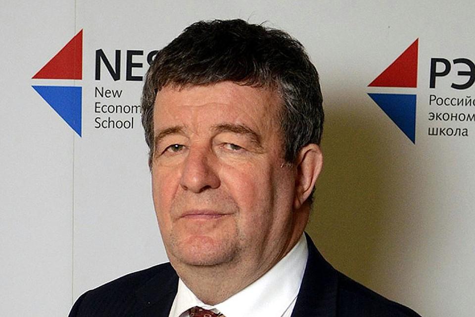 Шломо Вебер, ректор Российской экономической школы. Фото с персонального сайта Шломо Вебера.