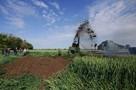 На Ставрополье экстренно выкопали трехкилометровый канал, чтобы избежать прорыва дамбы