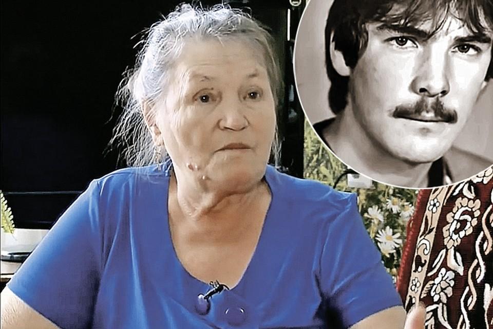 Вера Ивановна верила, что сын жив. С каждой пенсии женщина откладывала 2000 рублей - передавала для Аркадия. Фото: Канал Россия1