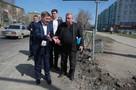 В Новосибирске стартовал масштабный проект ремонта дорог