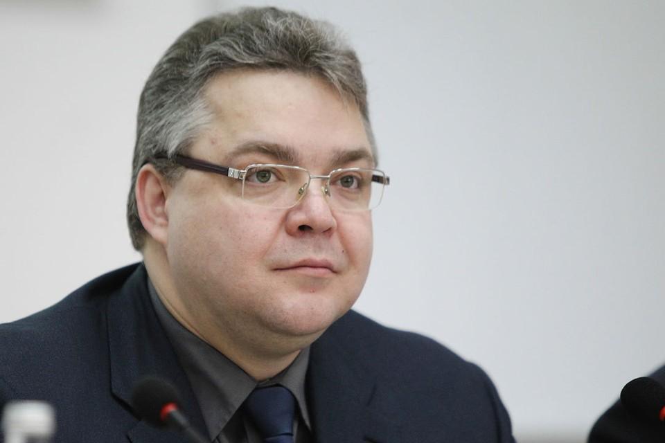 Губернатора Ставрополья разыграли известные российские пранкеры