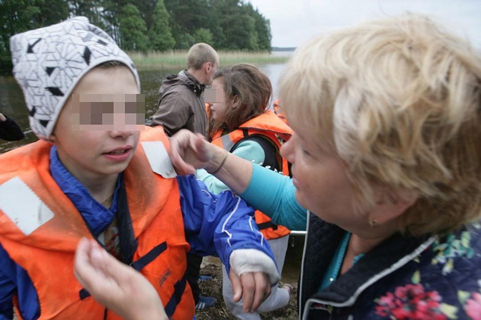 Спасательная операция началась только спустя сутки после крушения. Фото: Игорь Подгорный/ТАСС.