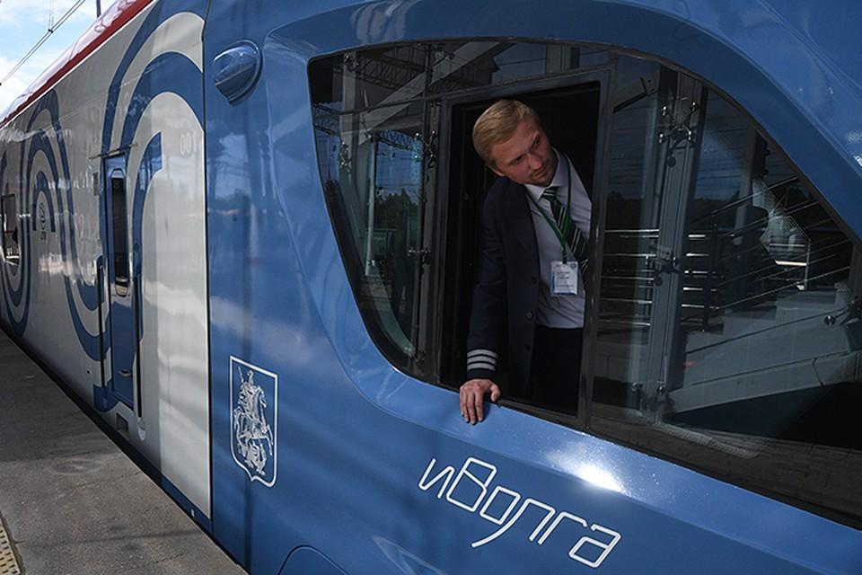 Поезда производят в Тверской области
