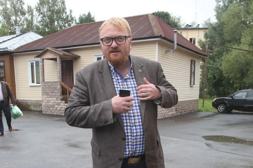Виталий Милонов уверен: петербуржцы хотят реновацию