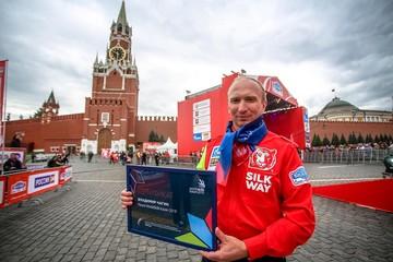 Российский автогонщик Владимир Чагин стал Послом чемпионата мира WorldSkills Kazan 2019