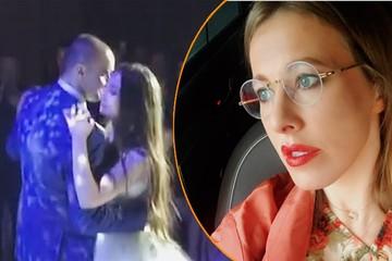 Собчак назвала цену, за которую артисты выступали на свадьбе дочери судьи из Краснодара Хахалевой