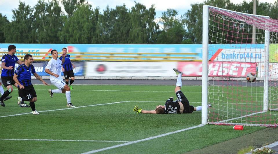 Матч «Шинник» - «Ротор-Волгоград».