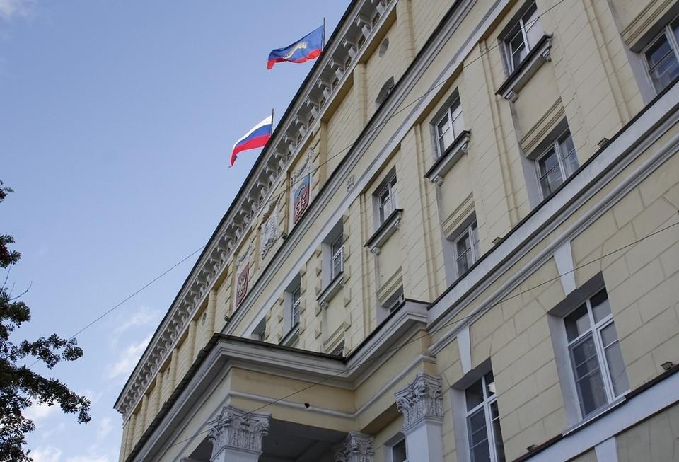 По информации ряда СМИ, вчера в здании на Ленина,75 проходили обыски. Фото: gov-murman.ru