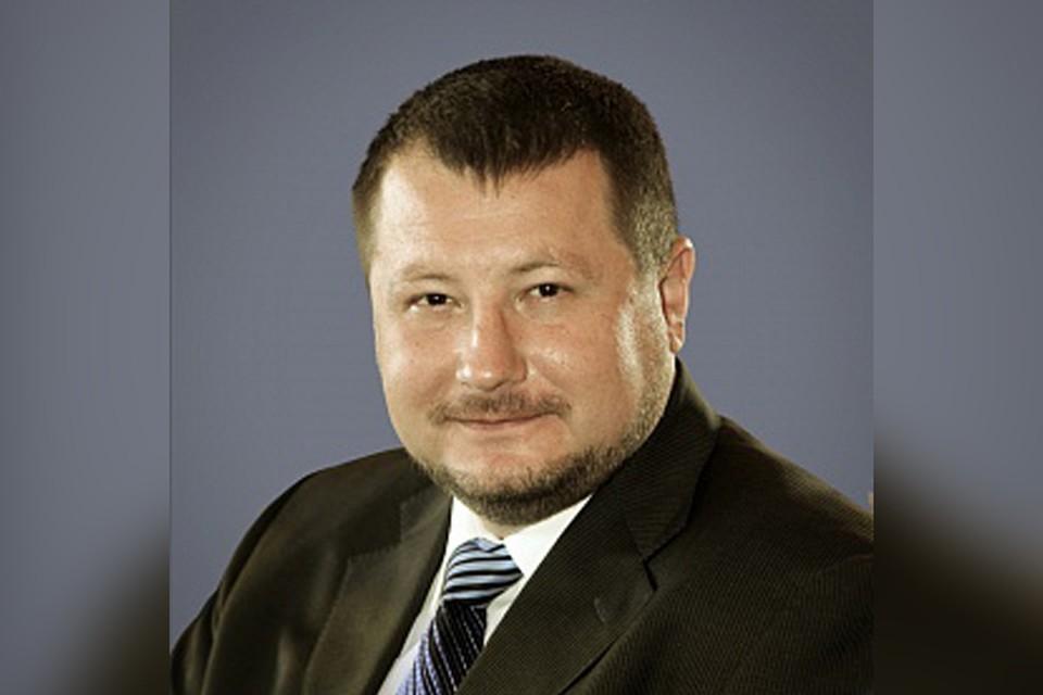 Олег Скороходов является топ-менеджером крупного завода на Алтае. Фото: altai.nlmk.com