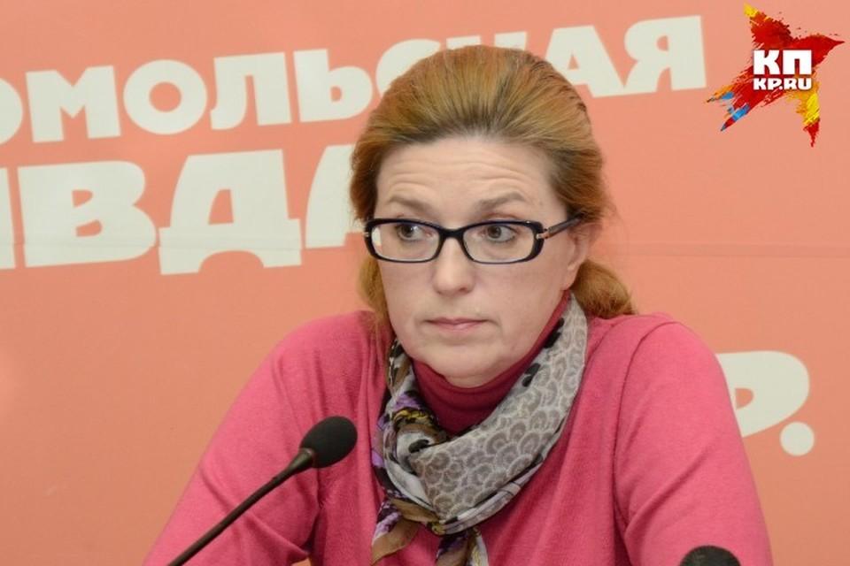 Светлана Горелова была министром ЖКХ региона.