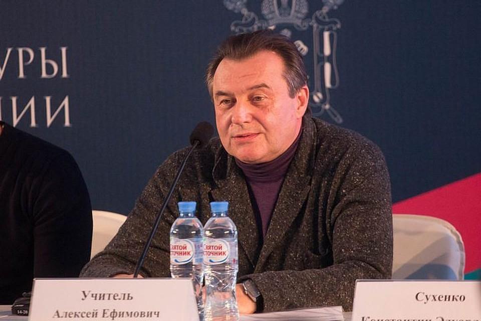 Алексей Учитель 31 августа отмечает 66-летие