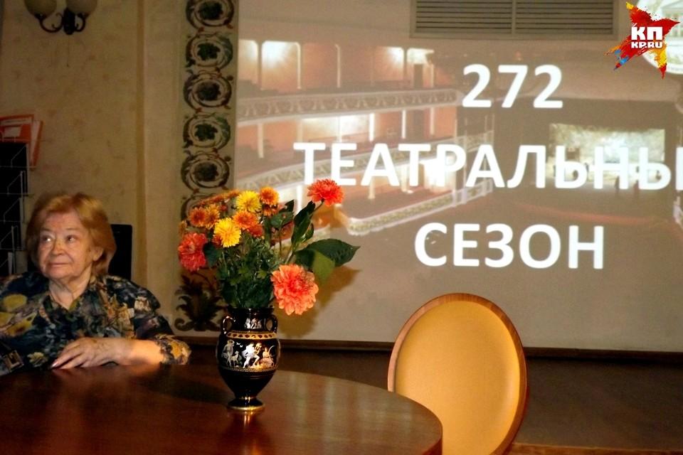 272 театральный сезон стартует 21 сентября