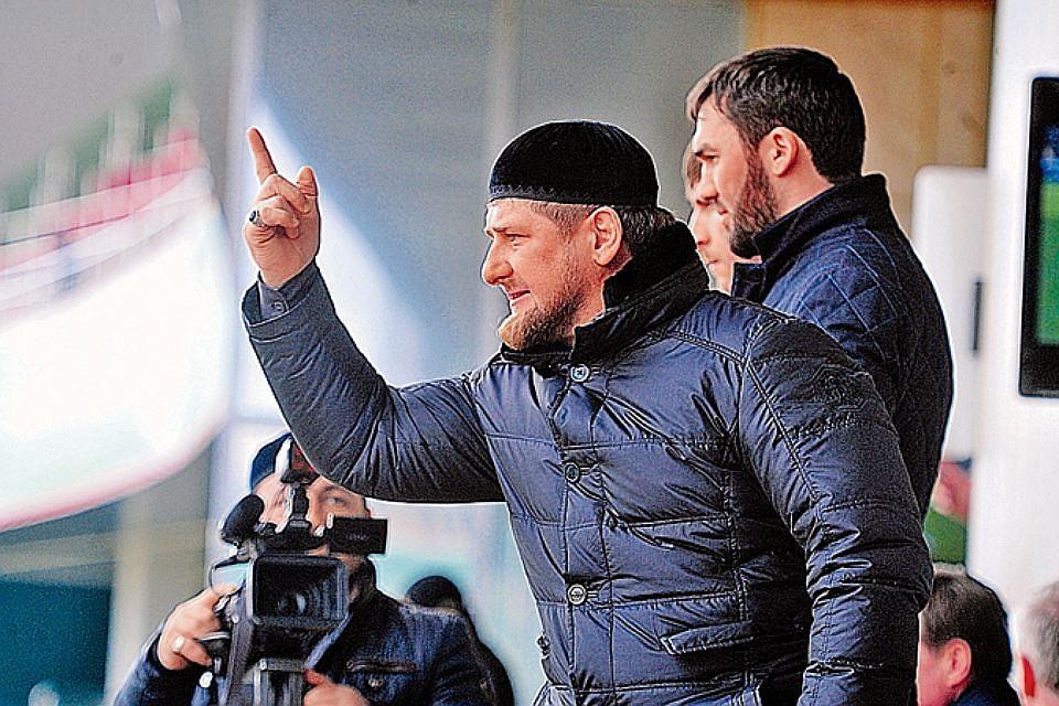 Рамзан Кадыров выберет себе ... - BBC