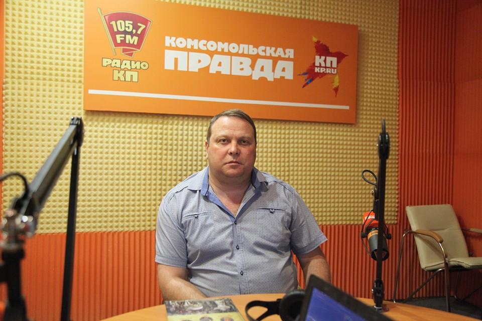Руководитель компании «СИП-КМВ» Тимофей Кононов