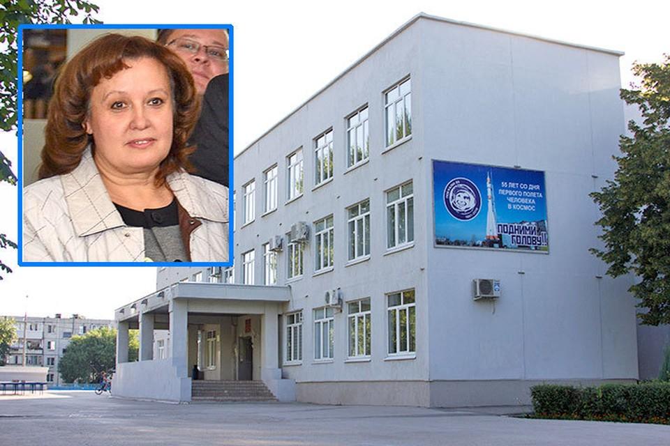 Директор самарской гимназии №1 Любовь Картамышева была арестована за взятку