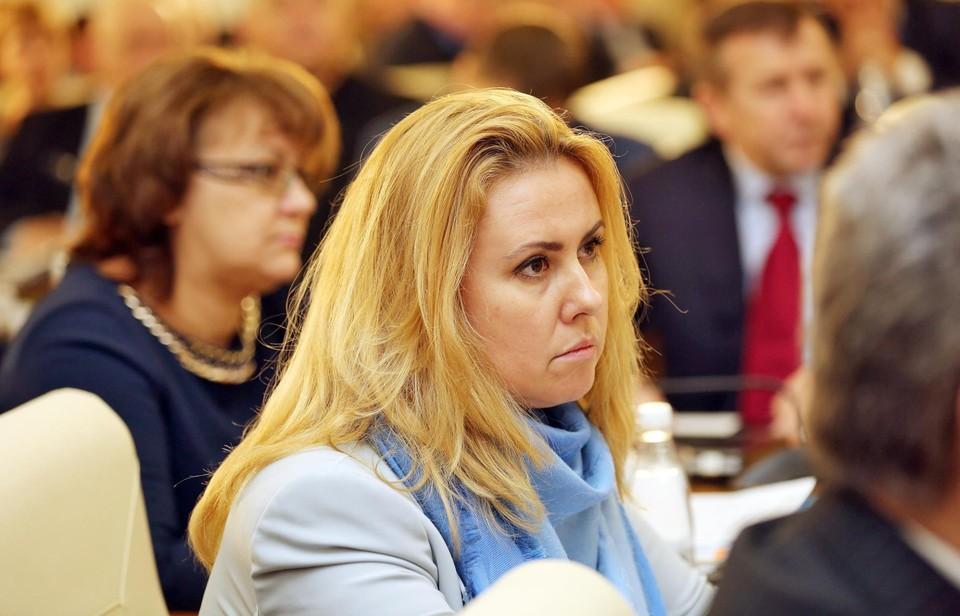 Светлана Бородулина. Фото: пресс-служба главы Крыма