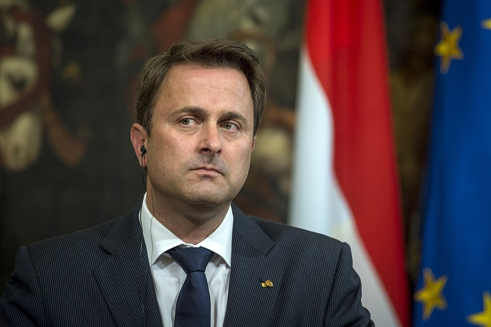 Премьер-министр Люксембурга Ксавье Беттель. ФОТО Zuma/TASS