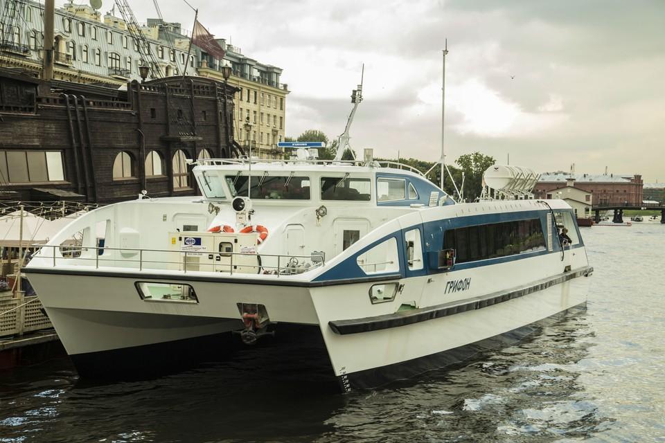 """Экспериментальное судно отправится в первый рейс 20 октября. Фото: пресс-служба """"Роснано""""."""