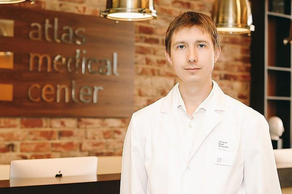 Руководитель Школы современной медицины, эндокринолог, кандидат медицинских наук Юрий Потешкин