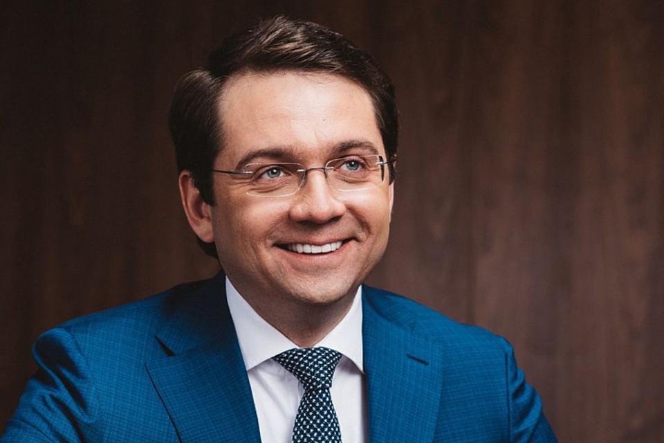 Андрей Чибис. Фото: Пресс-служба Минстроя России