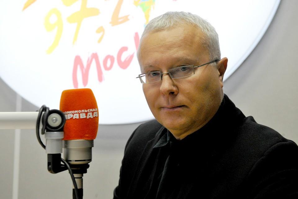 Банкир и предприниматель Александр Лебедев