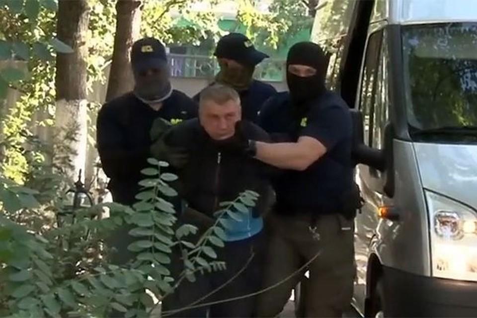 Ранее сотрудники ФСБ задержали двух шпионов в Крыму