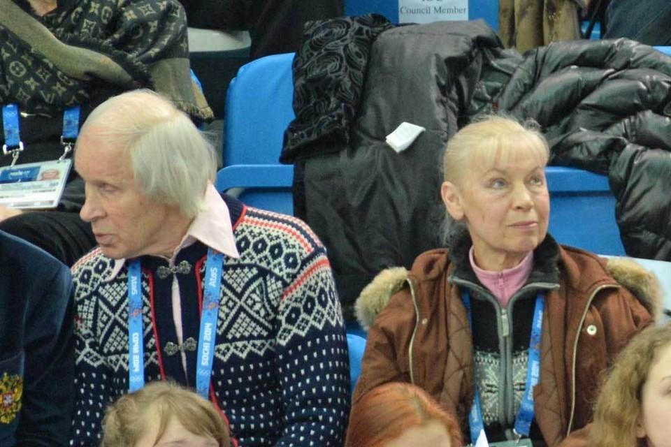 Пара в 2014 году приезжала на Олимпиаду в Сочи, но в последнее время из-за болезни Людмилы Белоусовой дальше дома и клиники почти не выбиралась